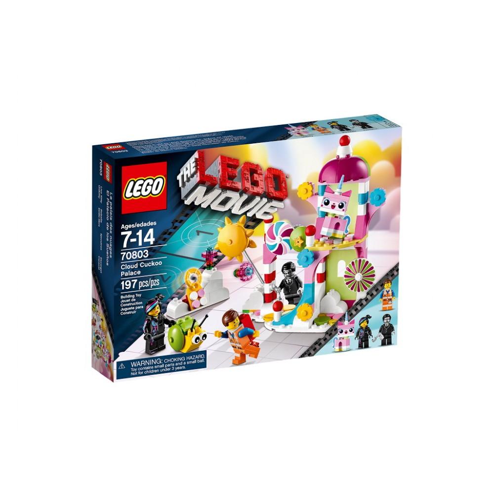 Lego Movie Palatul lui Cloud Cuckoo