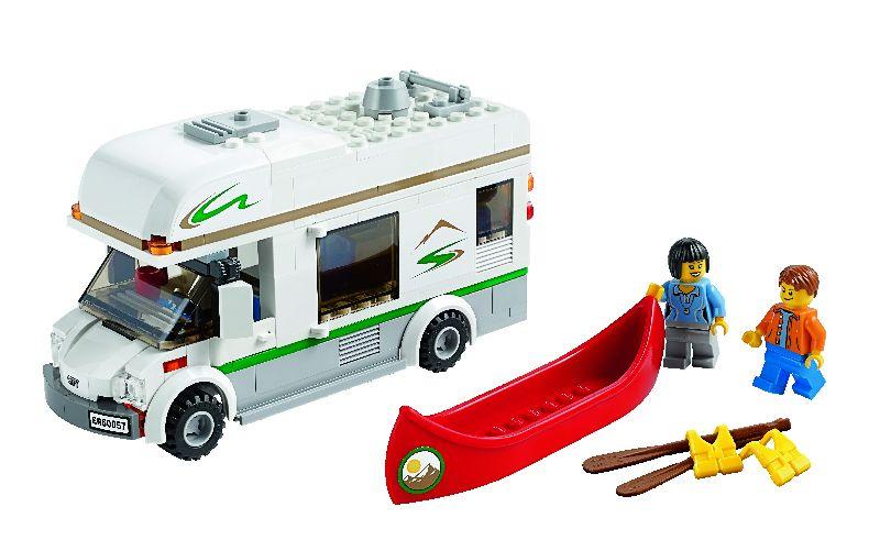 Lego City Rulota de camping