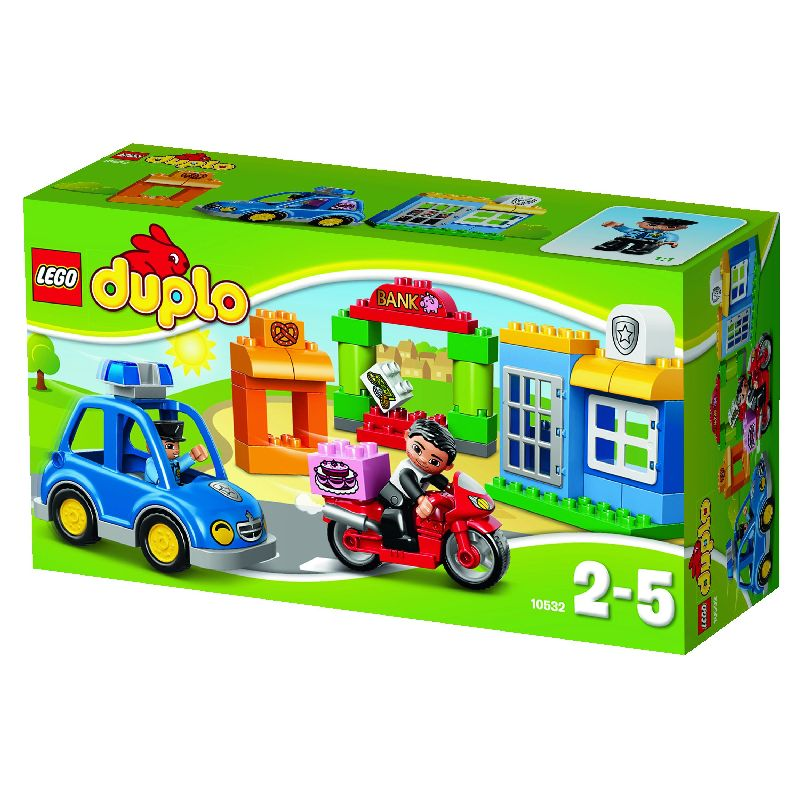 Lego Duplo  Politie