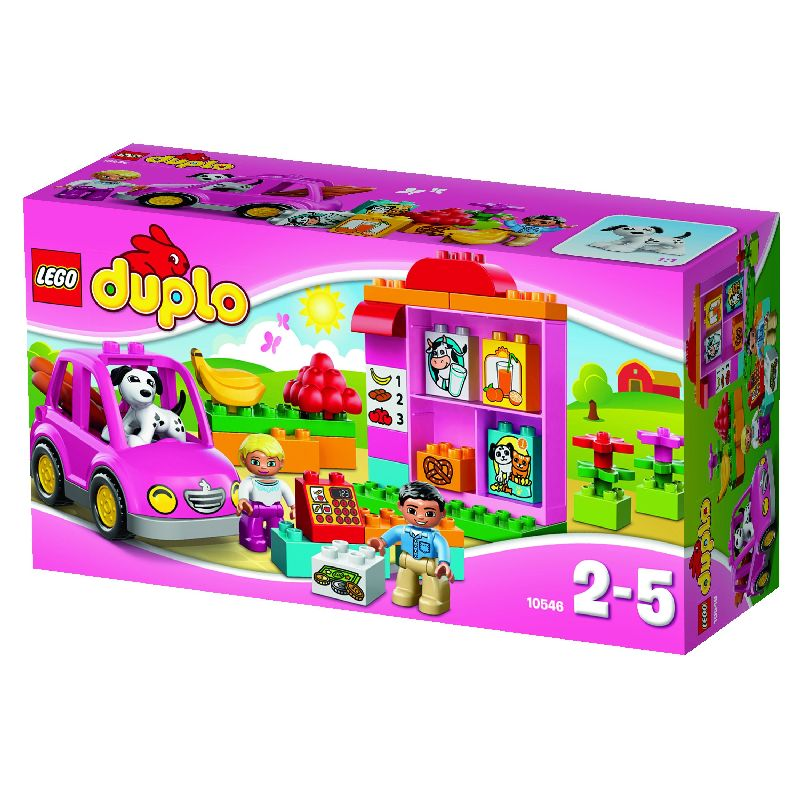Lego Duplo  Supermarket
