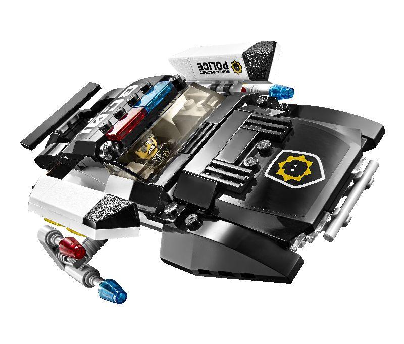 Lego Movie Urmarirea lui Bad Cop