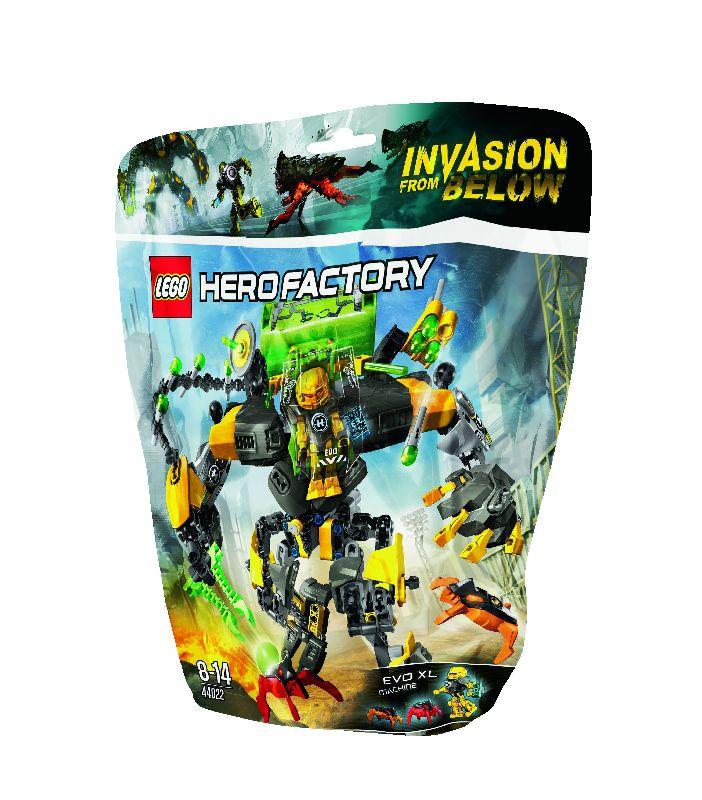 Lego Hf MAsINaRIA EVO XL