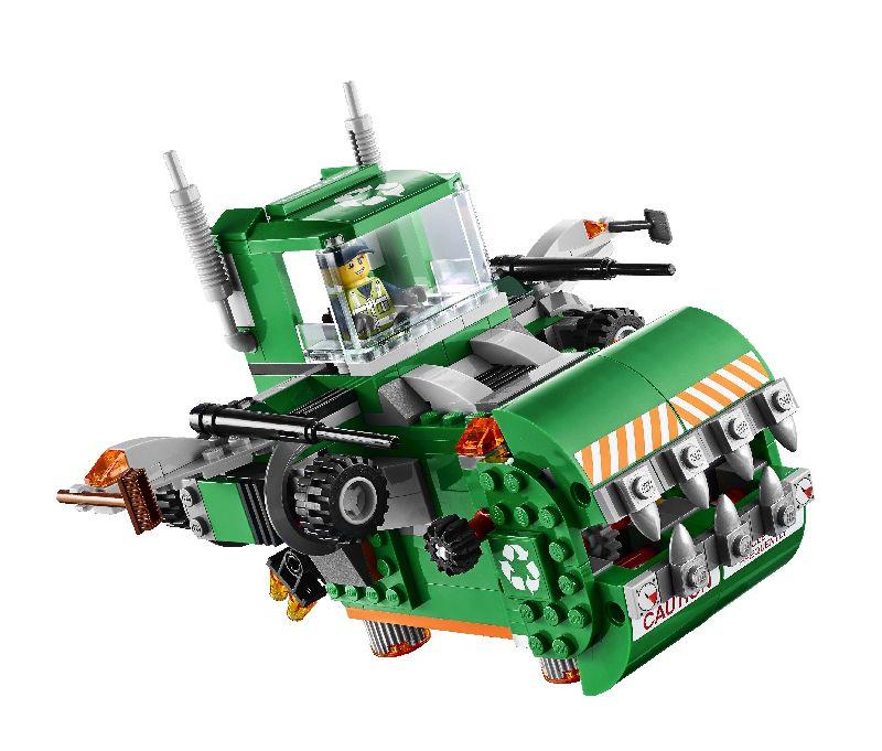 Lego Movie Zdrobitor de gunoi