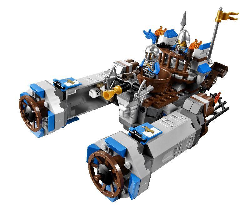 Lego Movie Cavaleria castelului