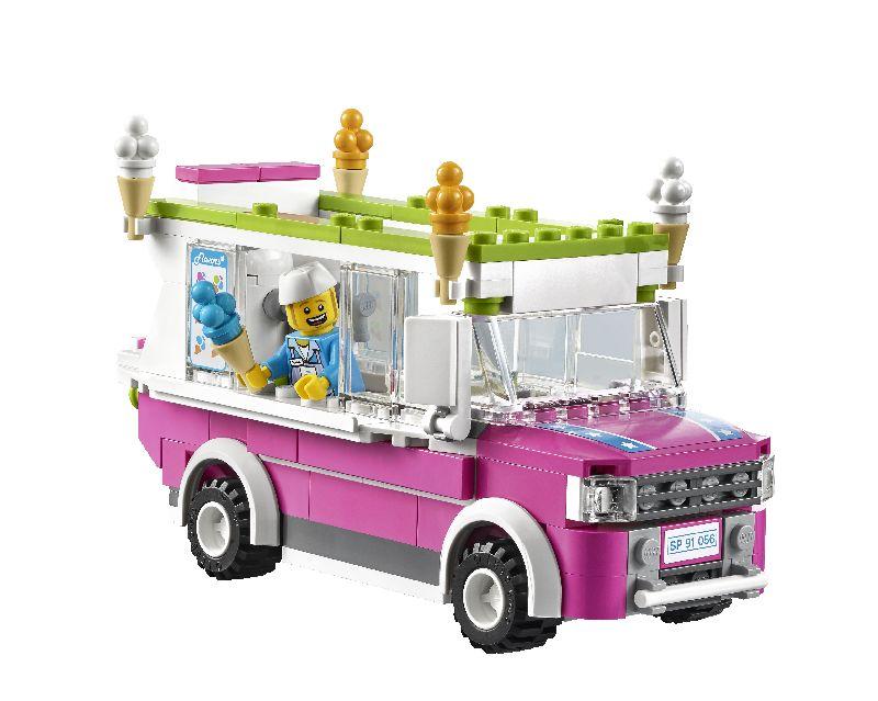 Lego City Masina de Inghetata