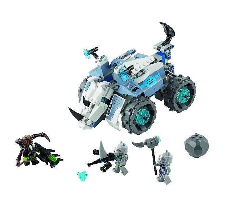 Lego Chima Aruncatorul de pietre al lui Rogon