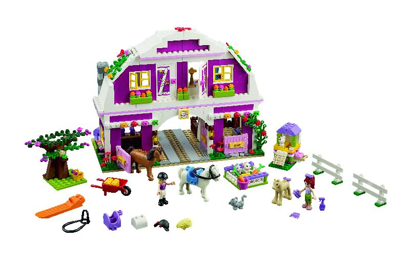 Lego Friends Ferma Insorita