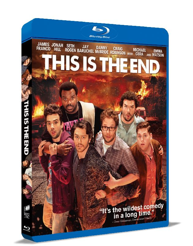 BD: THIS IS THE END - A VENIT SFARSITU'!