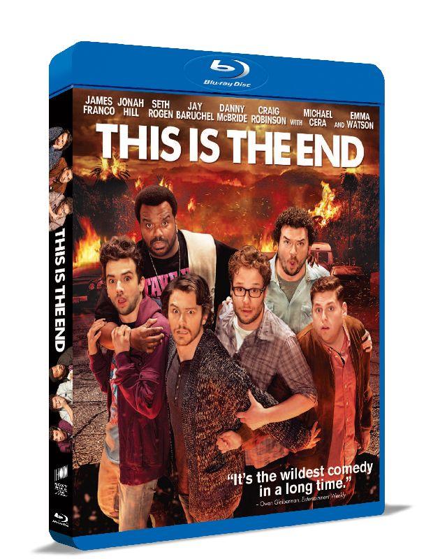 BD: THIS IS THE END - A VENIT SFARSITU'!