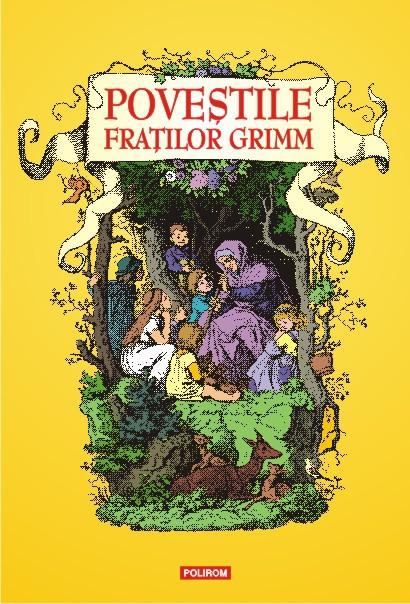 POVESTILE FRATILOR GRIMM FARA CD