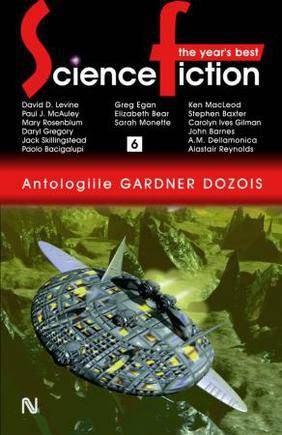 THE YEAR\'S BEST SCIENCE FICTION VOLUMUL 6