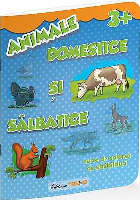 ANIMALE DOMESTICE SI SALBATICE 3+