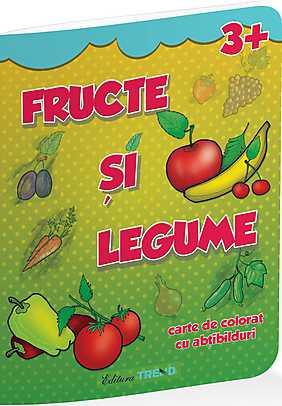 FRUCTE SI LEGUME 3+