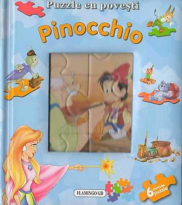 PINOCCHIO - PUZZLE