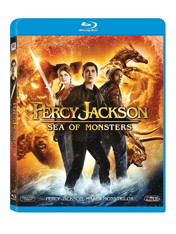 BD: PERCY JACKSON  MAREA MONSTRILOR