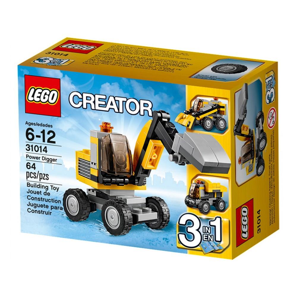 Lego CR Excavator de mare putere