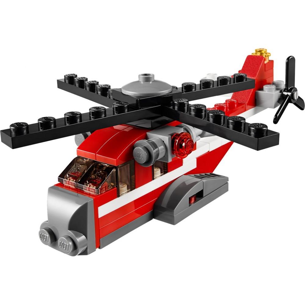 Lego CR Tunetul rosu