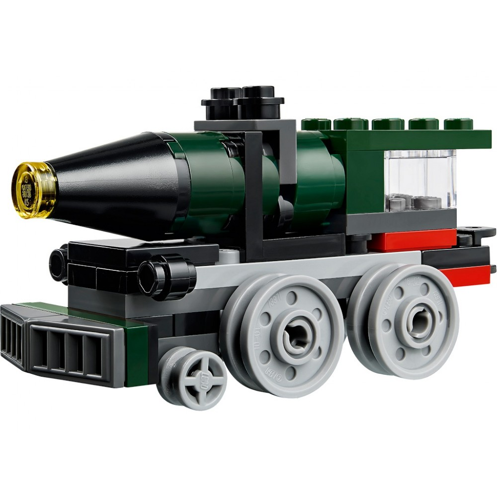 Lego CR Expresul de smarald