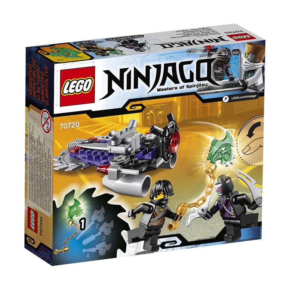 Lego Ninjago Nava Hover Hunter