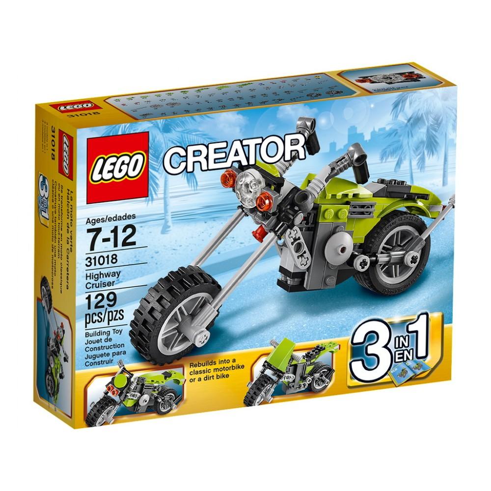 Lego CR Motocicleta de sosea