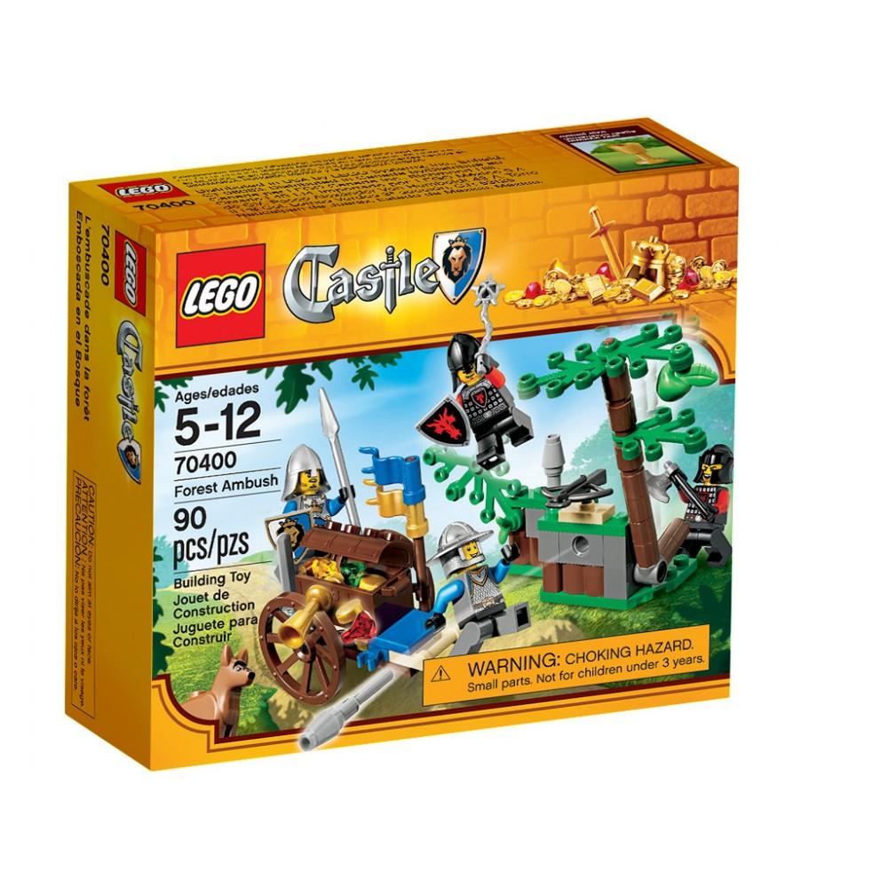 Lego Castle Ambuscada din padure