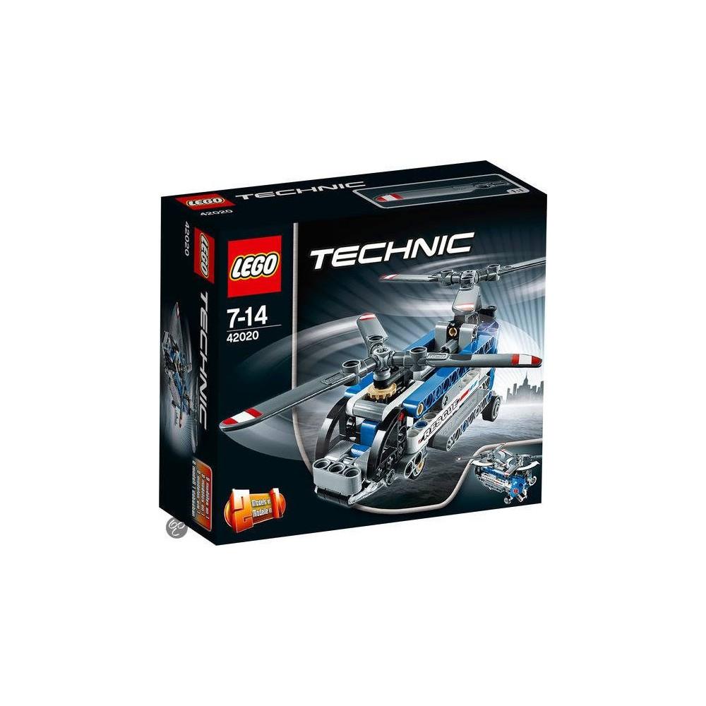 Lego Tech Elicopter cu rotor dublu