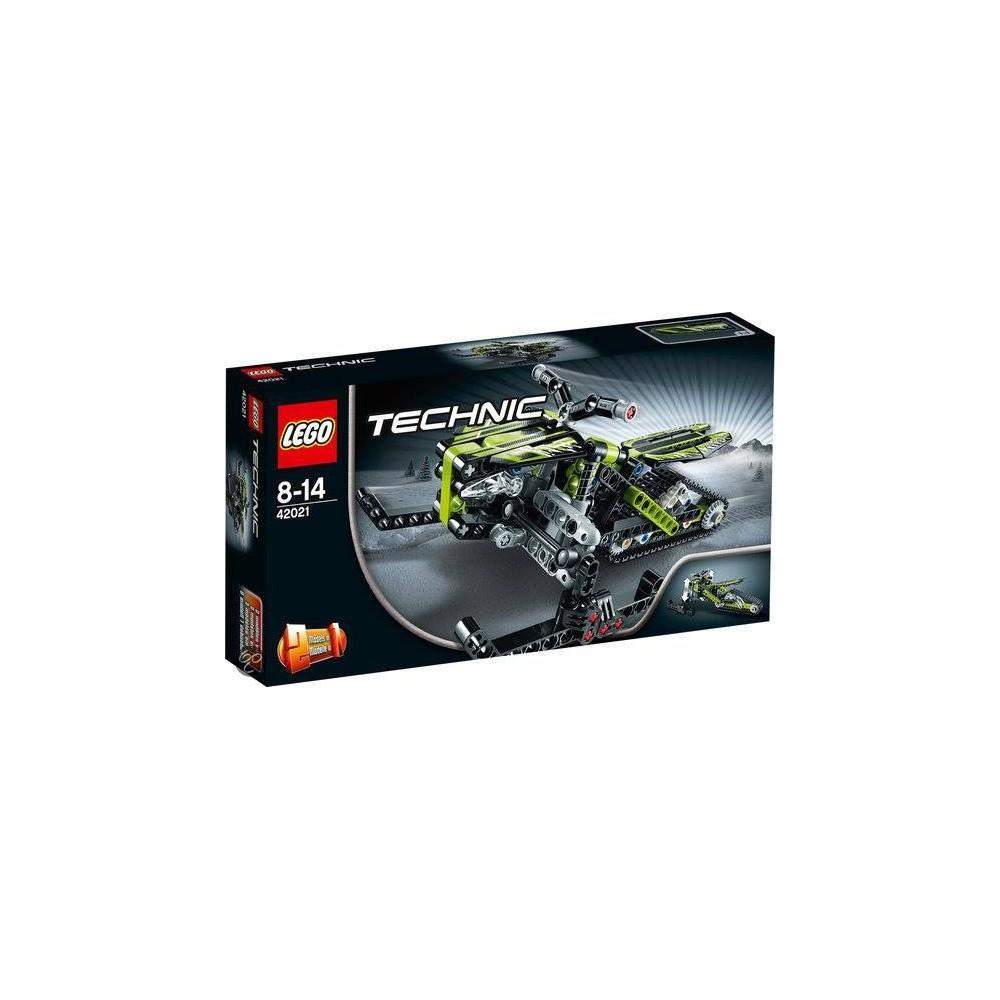 Lego Tech Snowmobil
