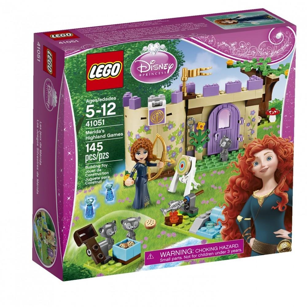 Lego FR Jocurile scotiene ale lui Merida