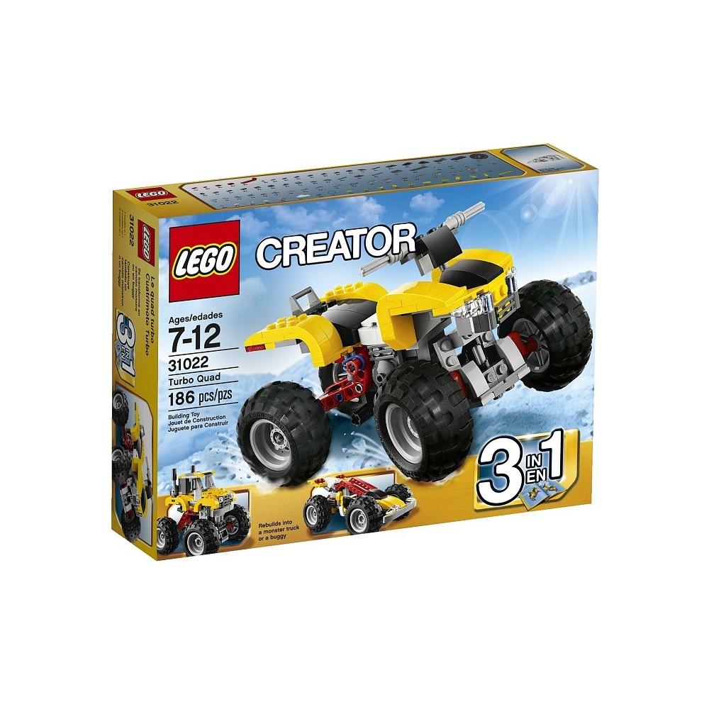 Lego CR ATV Turbo