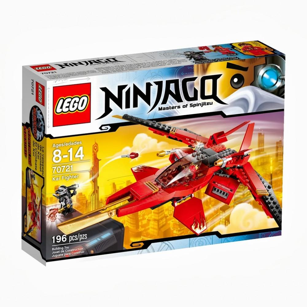 Lego Ninjago Luptator Kai