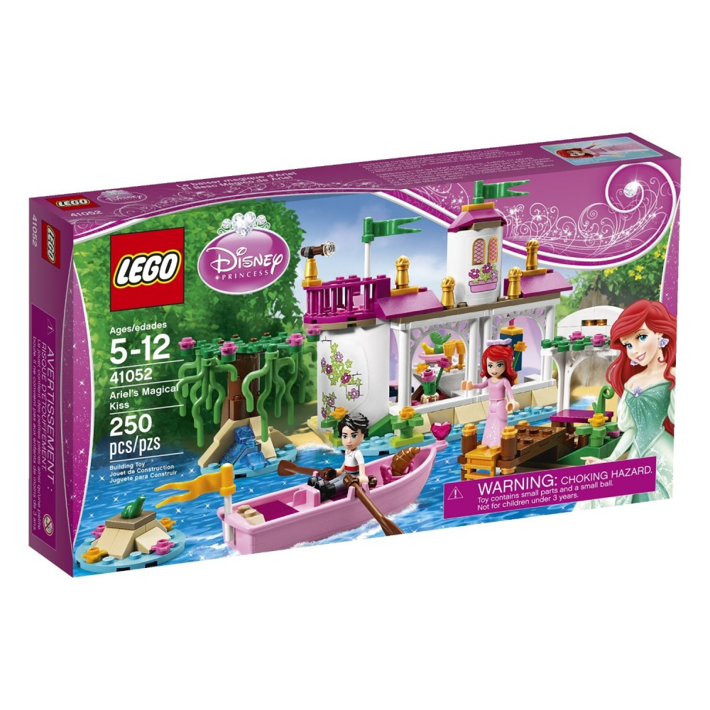 Lego FR Sarutul magic al lui Ariel