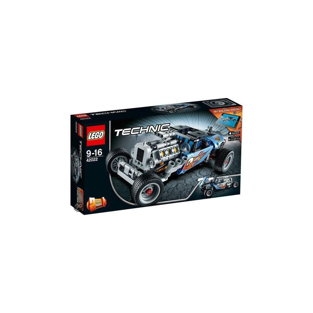 Lego Tech Masina tunata