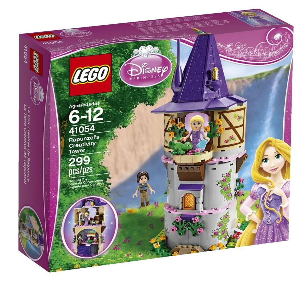 Lego FR Turnul de creativitate al lui Rapunzel
