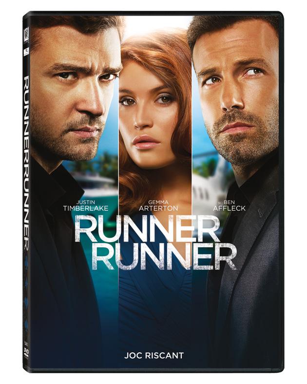 JOC RISCANT - RUNNER RUNNER