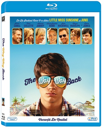 BD:VACANTA DE NEUITAT - THE WAY WAY BACK