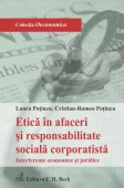 ETICA IN AFACERI SI RESPONSABILITATEA SOCIALA CORPORATISTA