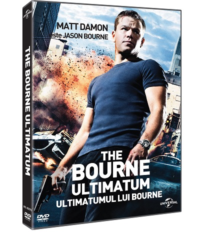 THE BOURNE ULTIMATUM - ULTIMATUMUL LUI BOURNE