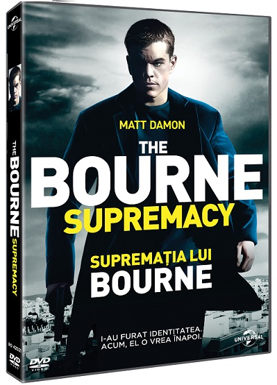 THE BOURNE SUPREMACY  - SUPREMATIA LUI BOURNE