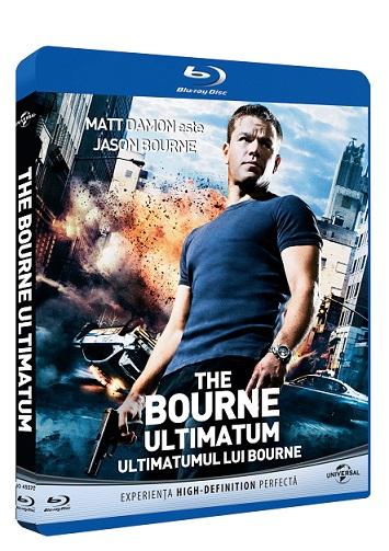 BD: THE BOURNE ULTIMATUM - ULTIMATUMUL LUI BOURNE