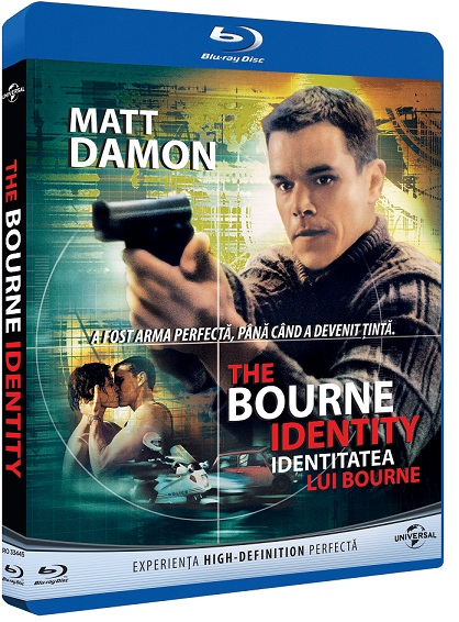 BD: THE BOURNE IDENTITY