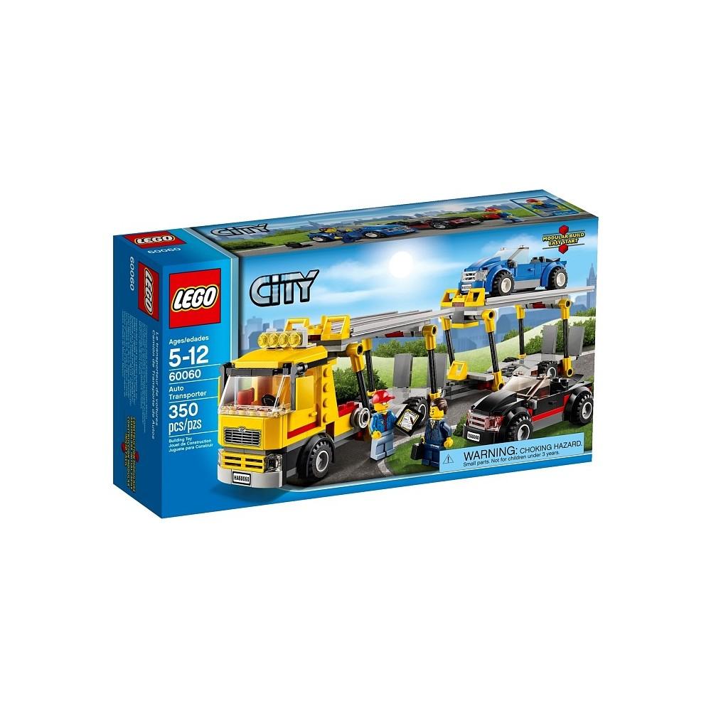 Lego City Transportor de autoturisme