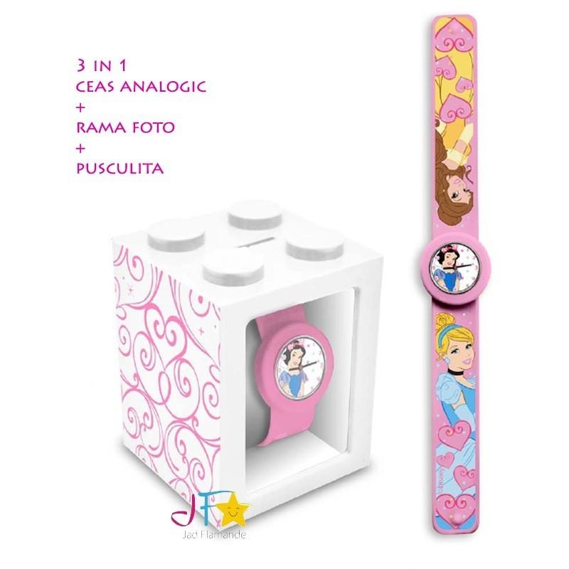 Set ceas mana+pusculita+rama,Princess