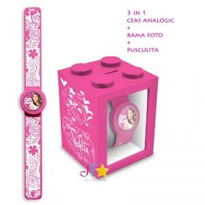 Set ceas mana+pusculita+rama,Violetta