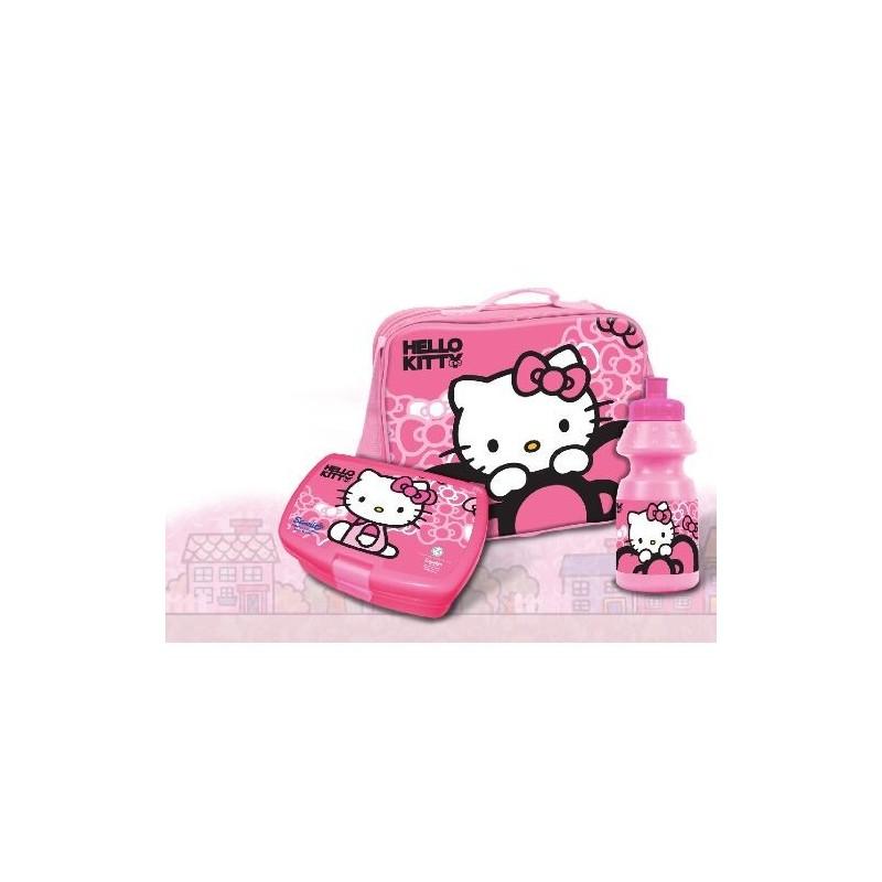 Gentuta pranz echipata,Hello Kitty