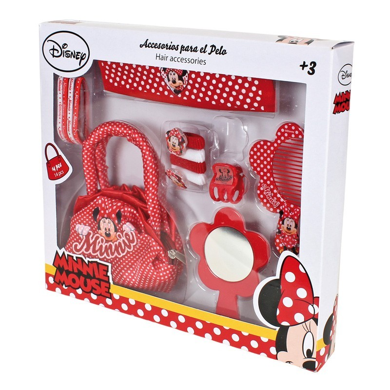 Set accesorii pt par Minnie