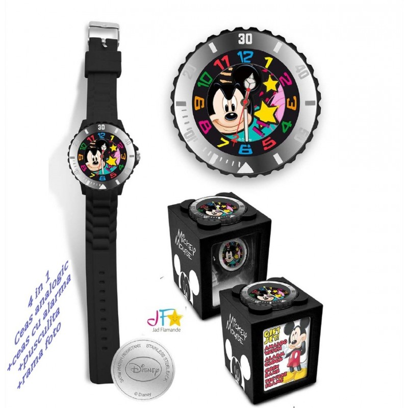 Set cadou 4 in 1, Mickey