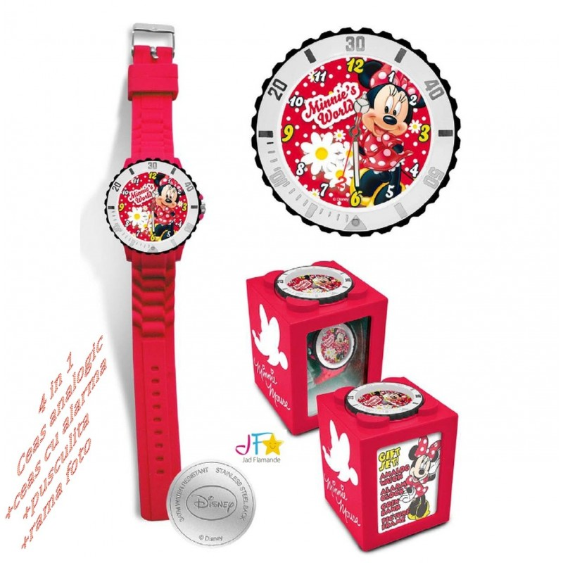Set cadou 4 in 1, Minnie