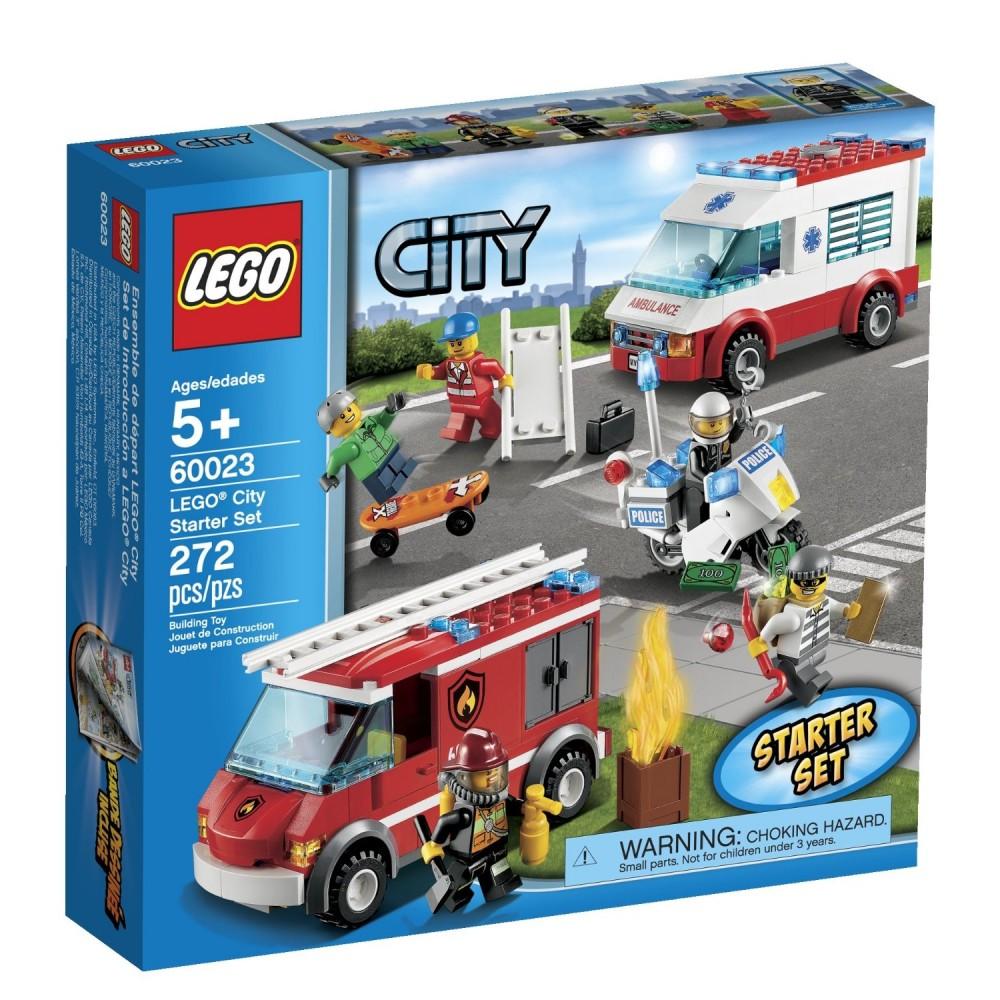 Set pentru începatori LEGO  City