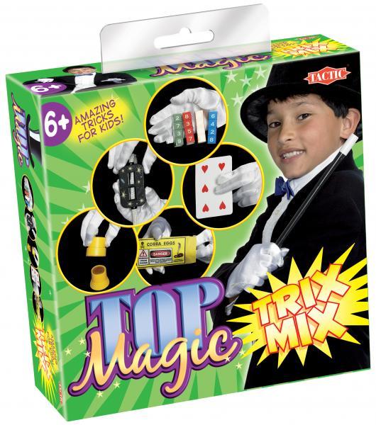 Set magician Top magic verde grupa 2