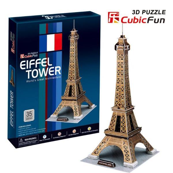 Puzzle 3D Fun, CBF2